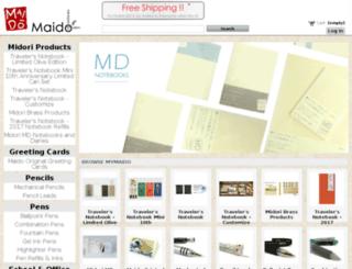 mymaido.com screenshot