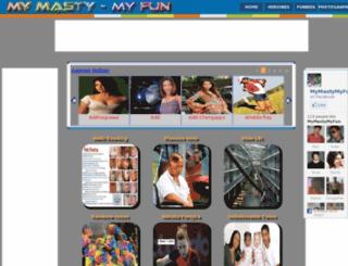 mymastymyfun.com screenshot