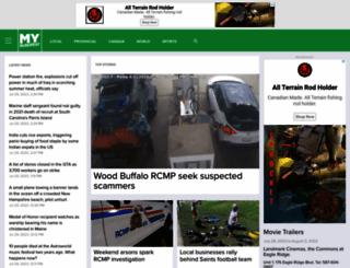 mymcmurray.com screenshot