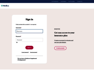 mymedica.com screenshot