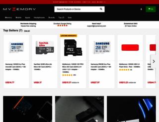 mymemory.com screenshot