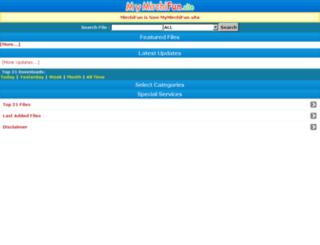 mymirchifun.site screenshot