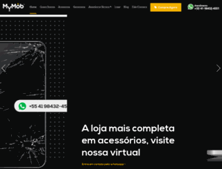 mymob.com.br screenshot