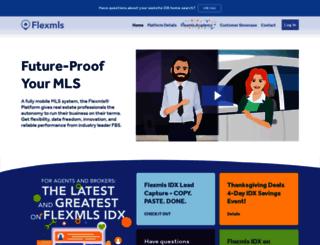 mymobile.flexmls.com screenshot
