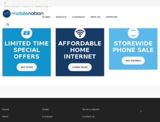 mymobilenation.com screenshot