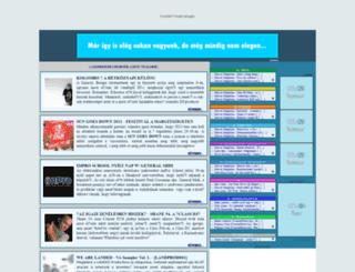 mymp3.eu screenshot