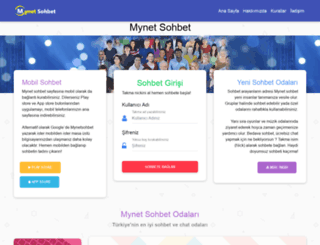mynetsohbet.org screenshot