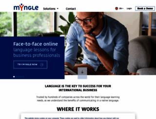 myngle.com screenshot