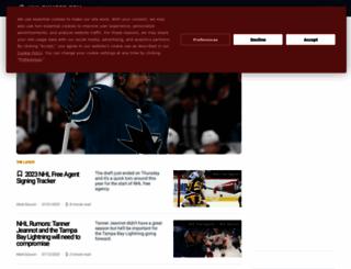 mynhltraderumors.com screenshot