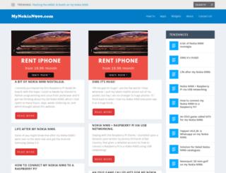 mynokian900.com screenshot