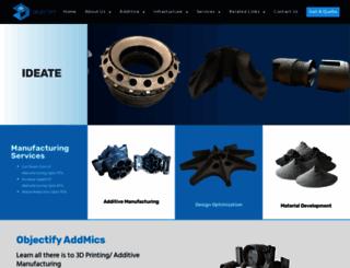 myobjectify.com screenshot