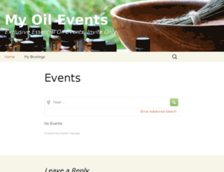myoilevent.com screenshot