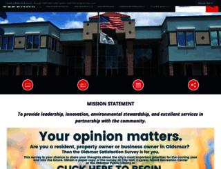 myoldsmar.org screenshot