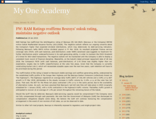 myoneacademy.blogspot.com screenshot