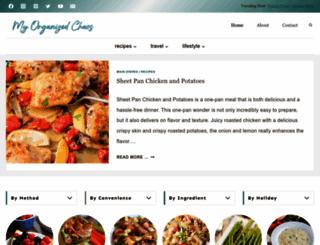 myorganizedchaos.net screenshot