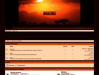 myota-nijro.boards.net screenshot