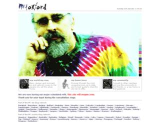 myoxford.com screenshot
