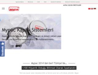 mypac.com.tr screenshot
