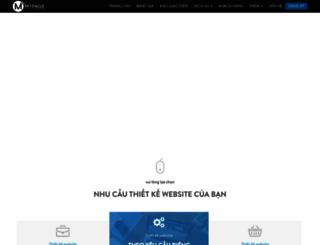 mypage.vn screenshot