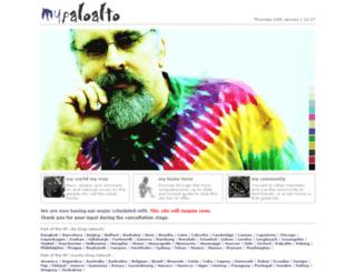 mypaloalto.com screenshot