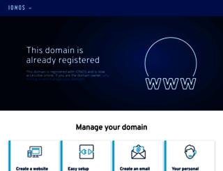 myparis.org screenshot