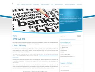 mypaymentplan.co.uk screenshot