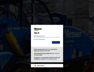 mypc.messer.com screenshot