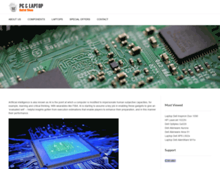 mypclaptop.com screenshot