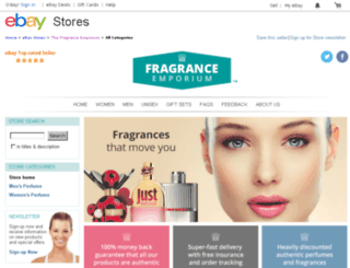 myperfume.com.au screenshot