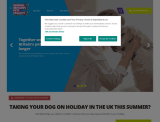 mypetonline.co.uk screenshot