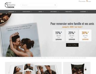 myphotobook.fr screenshot