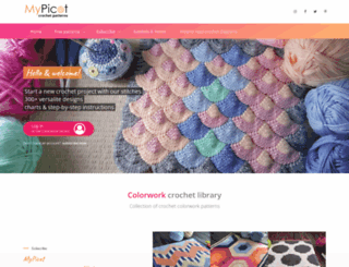 mypicot.com screenshot