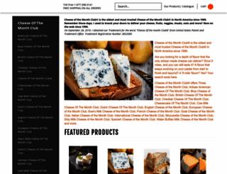 mypinkcheese.com screenshot