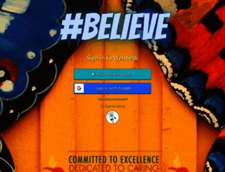 mypisd.net screenshot