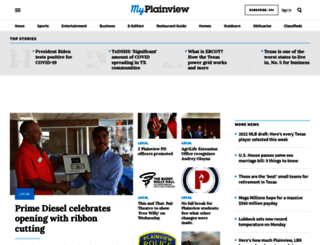 myplainview.com screenshot