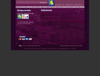 myplaywinlucky3.com screenshot