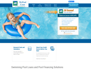 mypoolloan.com screenshot