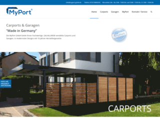 myport-gmbh.de screenshot