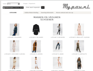 mypov.nl screenshot