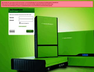mypowerrouter.com screenshot
