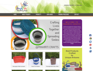myprakriti.com screenshot
