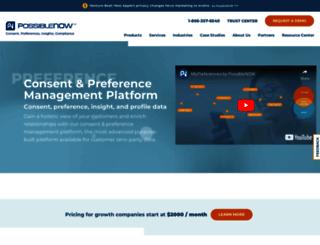 mypreferences.com screenshot
