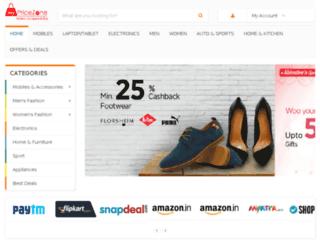 mypricezone.com screenshot
