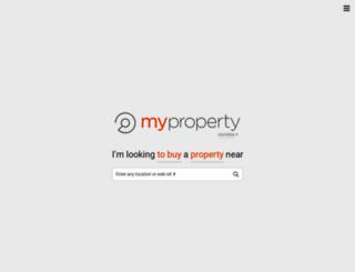 myproperty.com.na screenshot