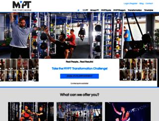 myptstudio.co.uk screenshot