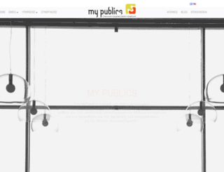 mypublics.com screenshot