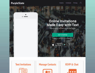 mypurpleslate.com screenshot