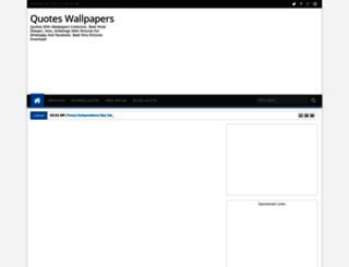 myquoteswalls.blogspot.in screenshot