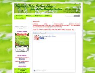 myrakanita.portalniaga.com screenshot