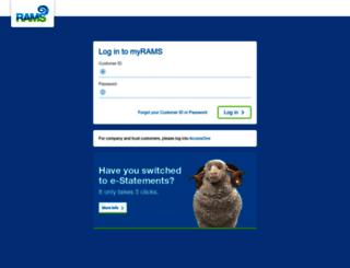 myrams.com.au screenshot